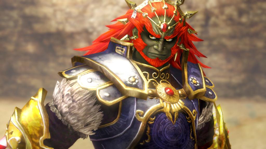 HyruleWarriors Nintenbit Ganondorf
