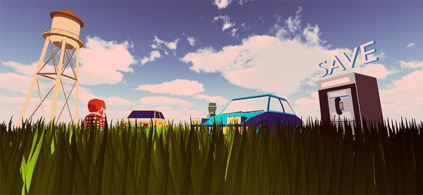 Y2K Save Grass