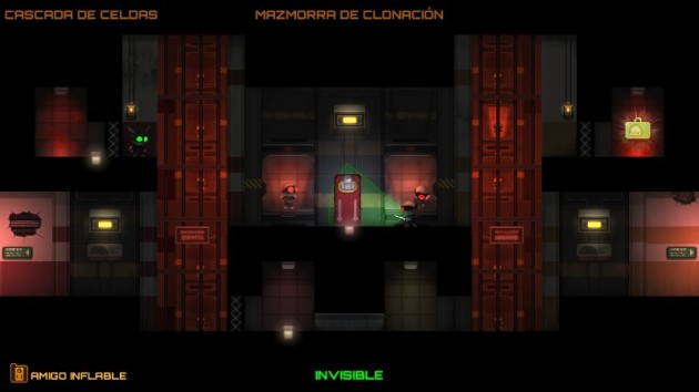 Stealth Inc. 2 A Game of Clones Enemigos Nintenbit