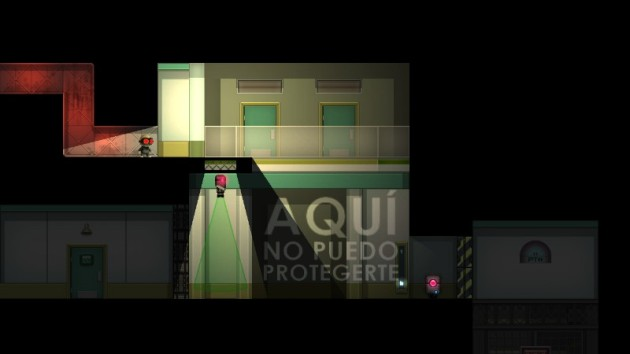 Stealth Inc. 2 A Game of Clones Pasillos Nintenbit