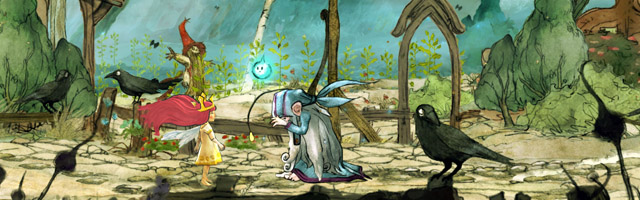 Child of Light 2014 Nintenbit