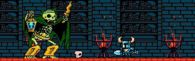 Shovel Knight 2014 Nintenbit
