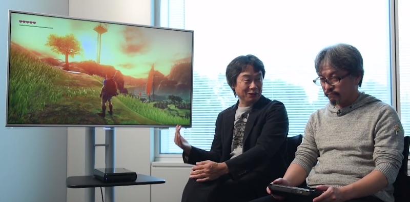 Zelda Wii U Game Awards - Nintenbit