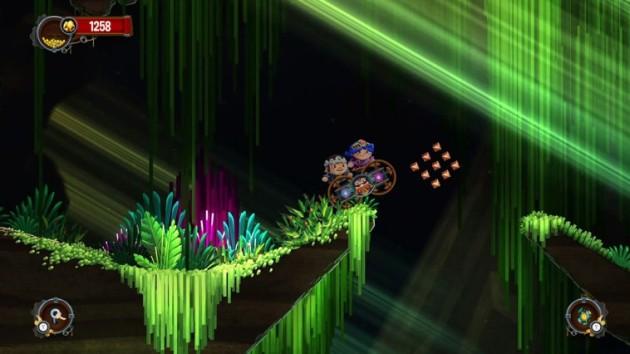 Chariot WiiU eShop Cueva