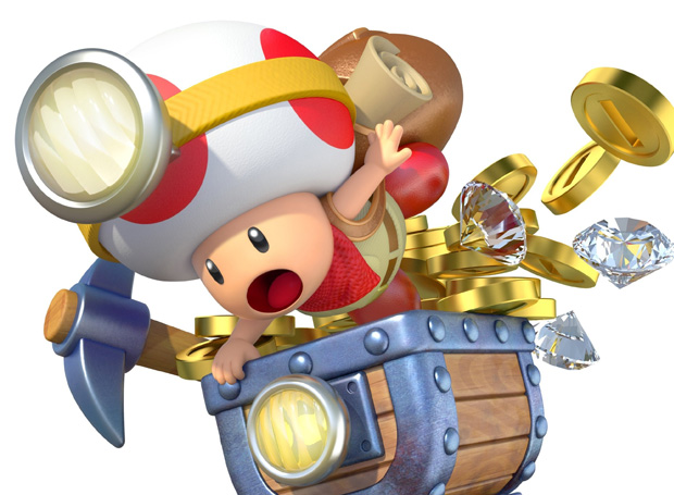 Wii Podcast Plus 82 Captain Toad