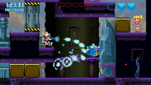 Mighty Switch Force 2 Nintenbit 1