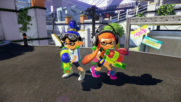 Multiverso Nintendero Splatoon 2