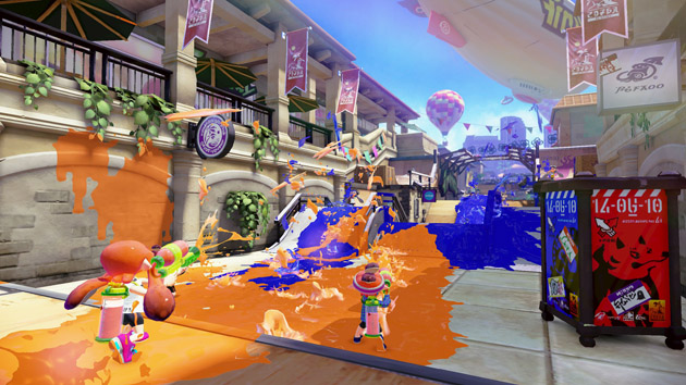 Multiverso Nintendero Splatoon 3