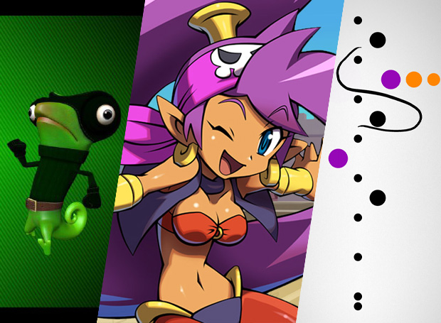 WPP83 Shantae and the Pirates Curse - Spy Chamaleon RGB Agent - Blek
