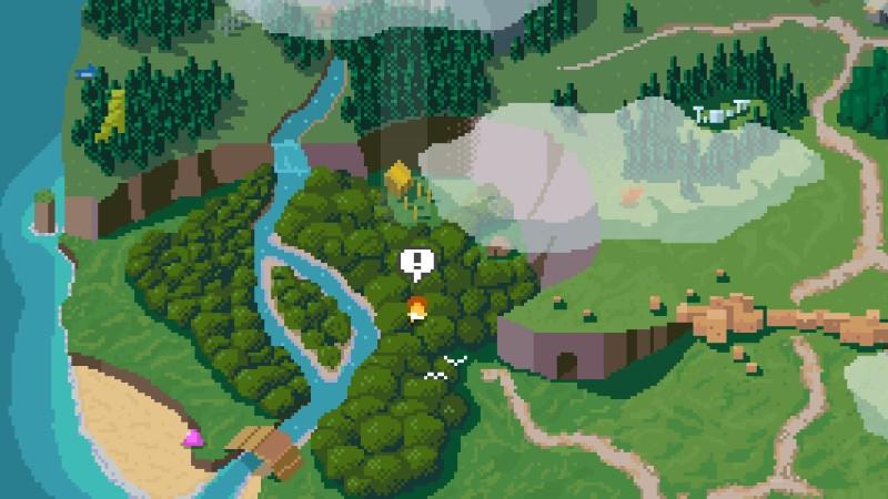 Elliot Quest Wii U - Nintenbit 4