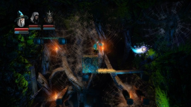 Trine Enchanted Edition Wii U Nintenbit Amadeus