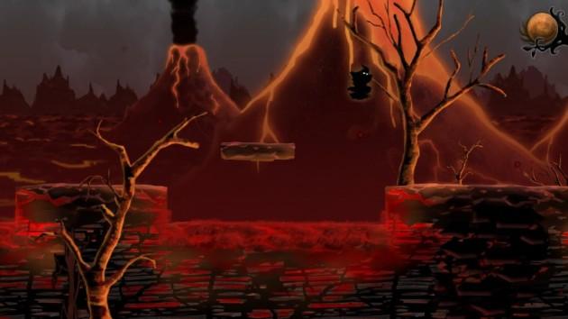 Nihilumbra WiiU Nintenbit Volcan