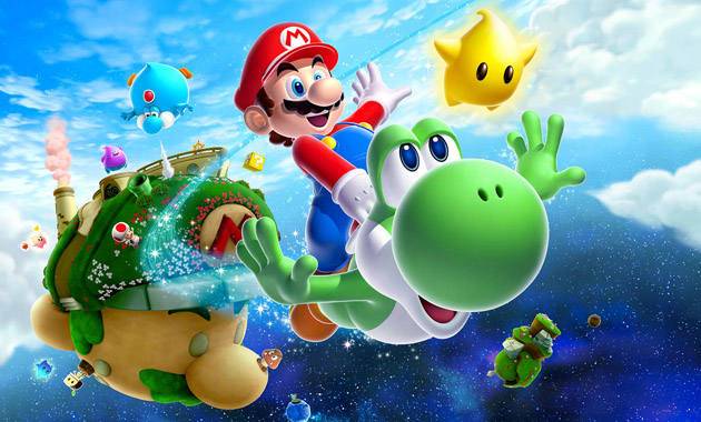 Nintendo Invento la Confusion Nintenbit Mario