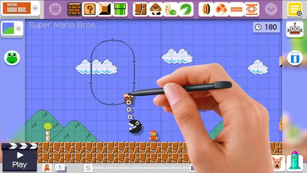 Super Mario Maker Nintenbit Editor