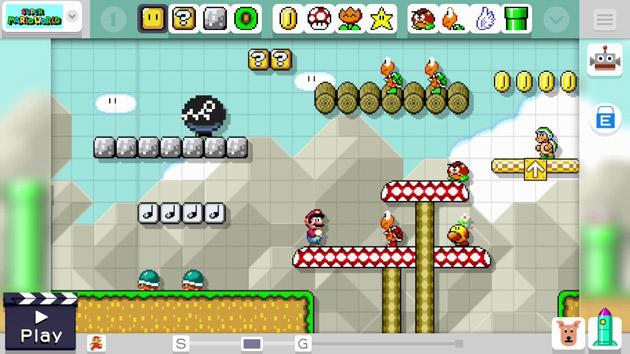 Super Mario Maker Nintenbit SMW