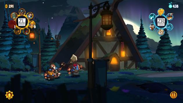 Swords and Soldiers II Nintenbit Noche