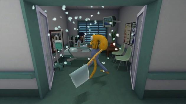 Octodad WiiU eShop Nintenbit Enfermero