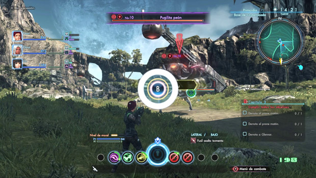Guia Xenoblade Chronicles X Voces del Alma