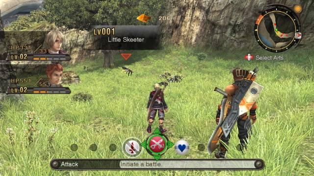 Xenoblade Chronicles Wii - Nintenbit
