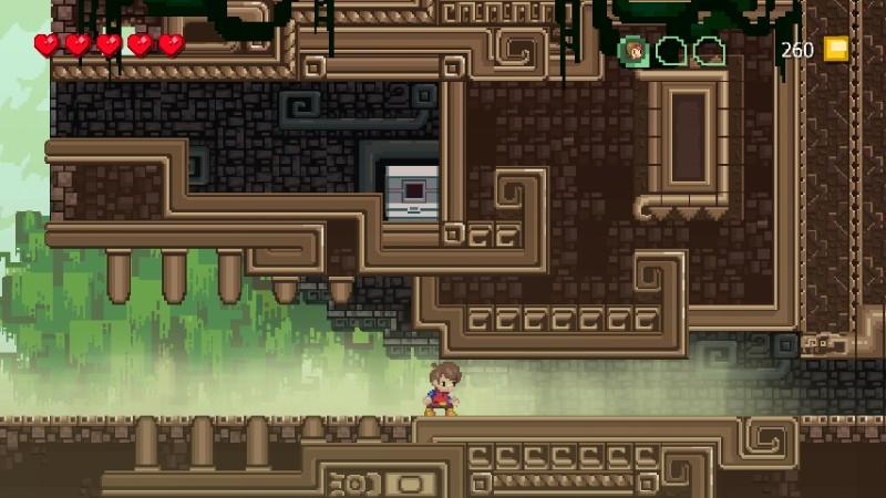 Adventures of Pip Wii U - Nintenbit 1