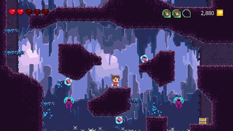 Adventures of Pip Wii U - Nintenbit 3
