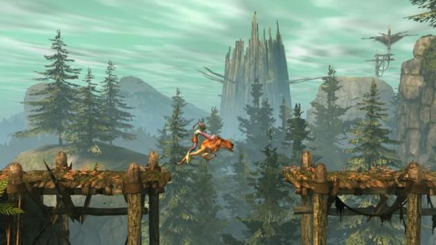 Oddworld New N Tasty WiiU Nintenbit Elum