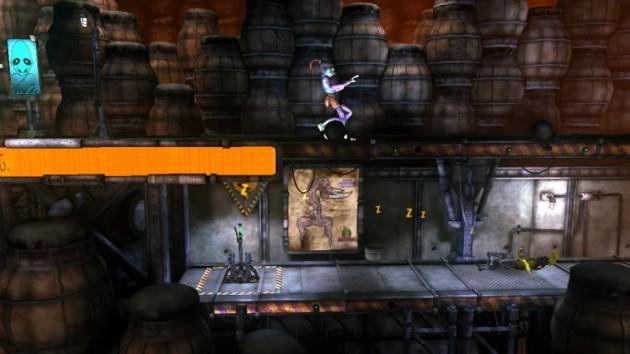 Oddworld New N Tasty WiiU Nintenbit Zulag