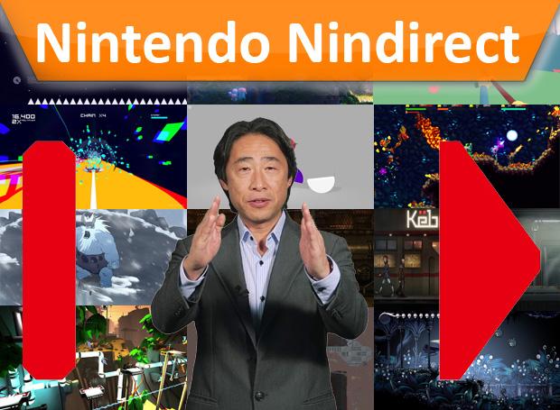 Nintendo Nindirect