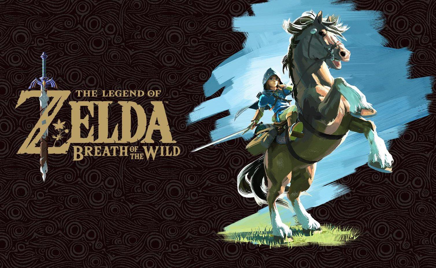 The Legend of Zelda BOTW - Nintenbit