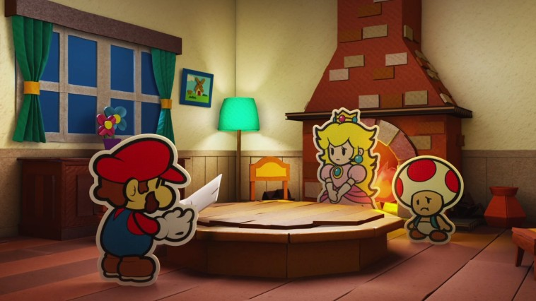 Paper Mario Color Splash Wii U - Nintenbit
