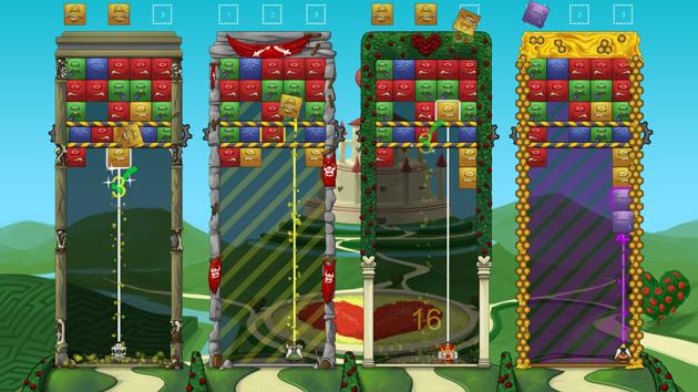 Tumblestone WiiU eShop Nintenbit 5