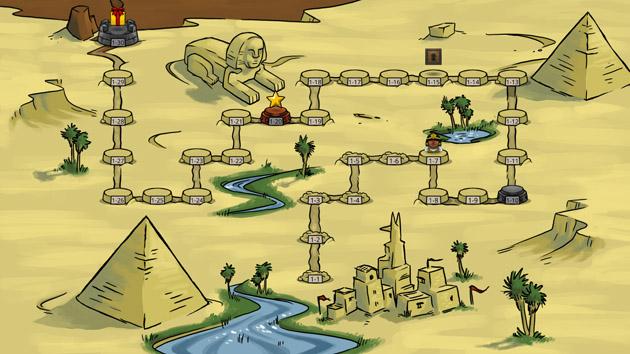 Tumblestone WiiU eShop Nintenbit 7
