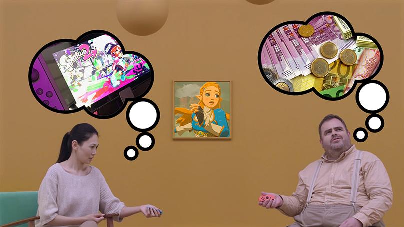 Nintendo Switch pensamientos Nintenbit